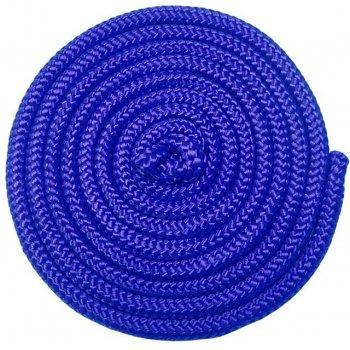 Gymnastické švihadlo 3m, modré