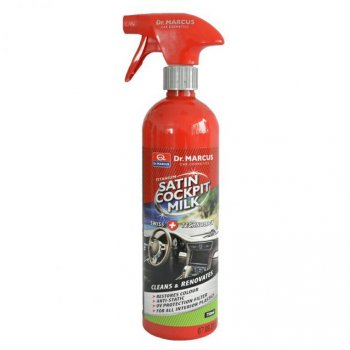 Čistič plastů Satin Cockpit Milk  - 750 ml