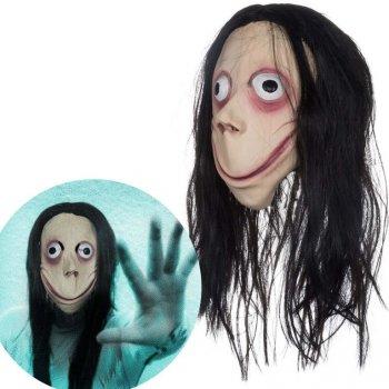 Maska MOMO - Halloween