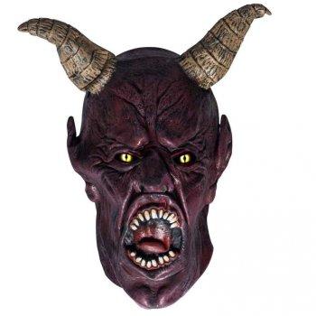 Halloweenská maska - ďábel
