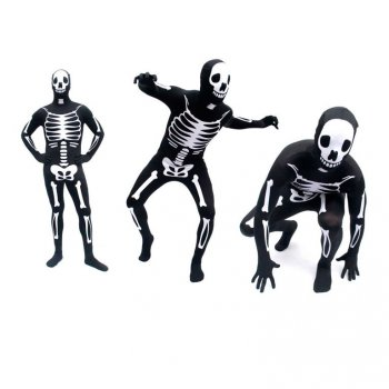 Karnevalový kostým KOSTRA halloween - velikost M