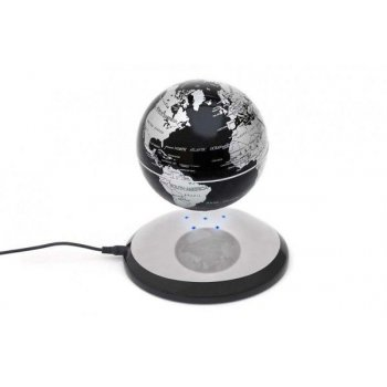 Magická dekorace - vznášející se zeměkoule globus