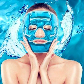 Feluna pleťová maska s chladícím gelem