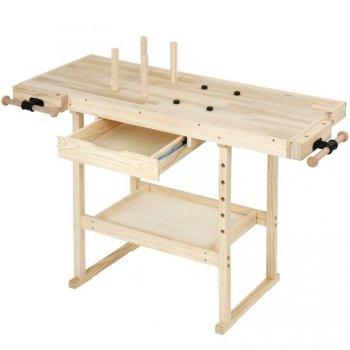 Pracovní stůl dřevěný, 83 cm