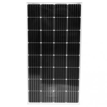 Fotovoltaický solární panel, 150 W - monokrystalický