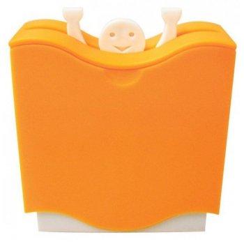 Držáček na párátka HELP! - oranžový