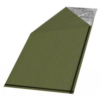Izotermická fólie zelená  SOS - 200 x 92 cm