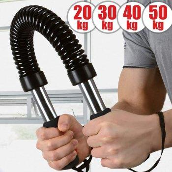 Power Twister posilovací ohýbací tyč, 40 kg