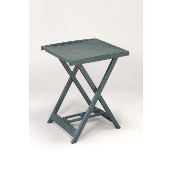 Plastový stolek ARNO - zelený