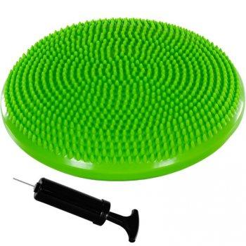 MOVIT Balanční polštář na sezení, 38 cm, zelený