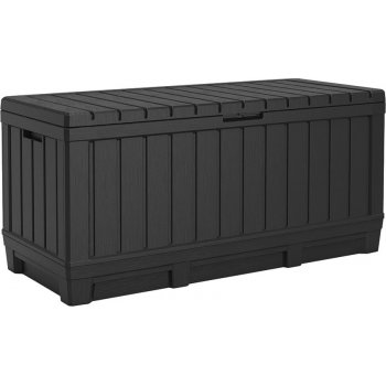 Zahradní box Kentwood, 350 l, grafit