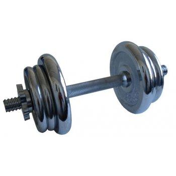 Jednoruční nakládací činka - 15 kg