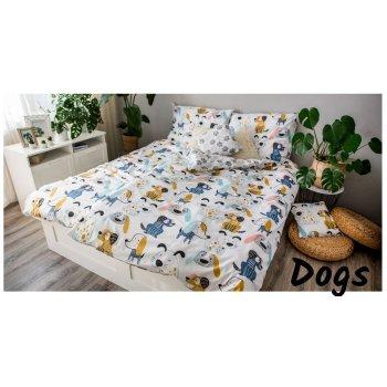 3 dílné ložní povlečení, DITA Dogs