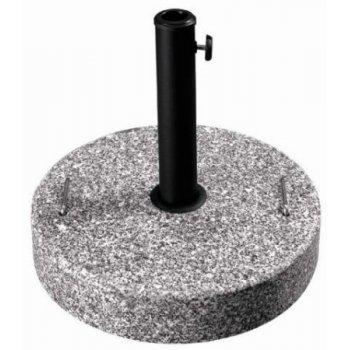 Podstavec pod slunečník granitový 25 kg R03936
