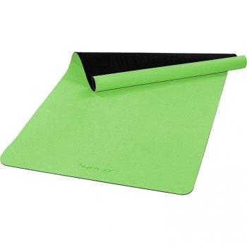 MOVIT Jóga podložka na cvičení, 190 x 100 cm, světle zelená