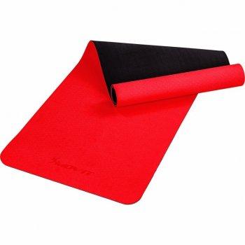 MOVIT Jóga podložka na cvičení, 190 x 60 cm, červená