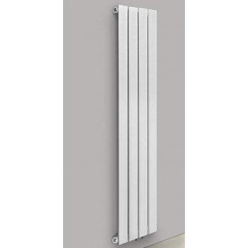 Vertikální radiátor, středové připojení, 1800 x 300 x 52 mm