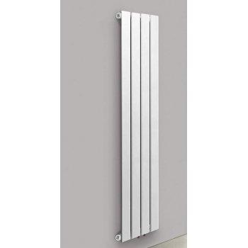 Vertikální radiátor, středové připojení, 1600 x 300 x 52 mm