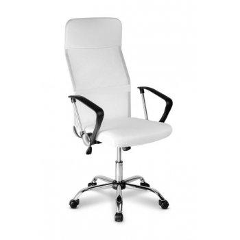 Kancelářská židle Oregon, bílá