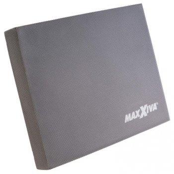 MAXXIVA Balanční polštář, šedý, 50 x 40 x 6 cm
