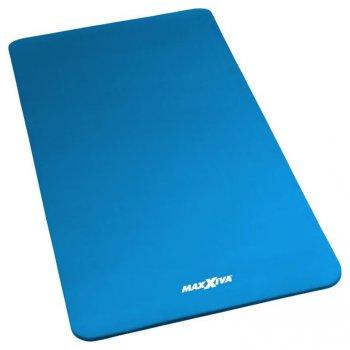 MAXXIVA Gymnastická podložka, 190x100x1,5 cm, modrá