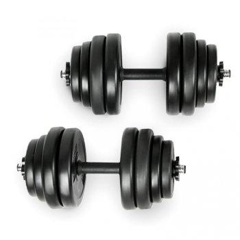 PHYSIONICS Sada činek 30 kg (2 x 15 kg)