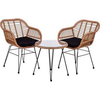 STILISTA Zahradní set - židle + stůl