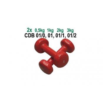 Činky jednoruční 2 x 0,5kg AC04579