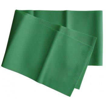Gumová stuha na aerobic - zelená AC04781