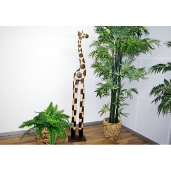 Ghana Žirafa 28 x 18 x 150 cm D00748