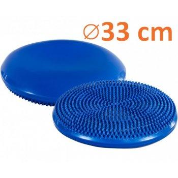 Balanční polštář na sezení MOVIT 33 cm modrý M01235