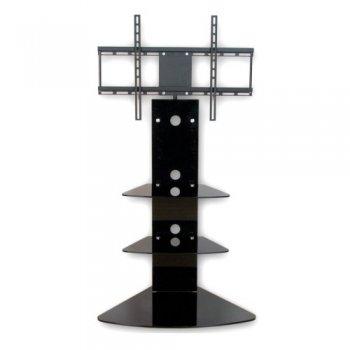 Držák na velké TV s televizním stolkem M01313