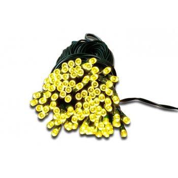Zahradní světelný řetěz Garth - 50x LED dioda teplá bílá D00278