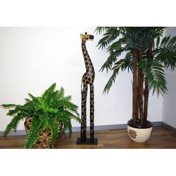 Ghana Žirafa 21 x 11 x 100 cm D00470