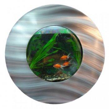 Nástěnné akvárium - akvárko 56 x 18,7 cm M01469