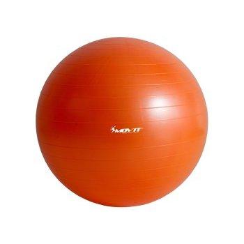 Gymnastický míč MOVIT - oranžový, 75 cm M06328