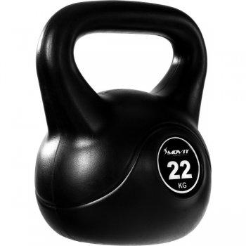 Kettlebell činka 22 kg MOVIT® M26879