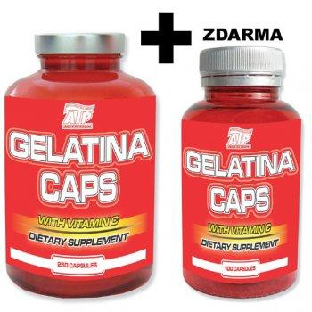 GELATINA CAPS - 250 cps + 100 cps ZDARMA AC05794