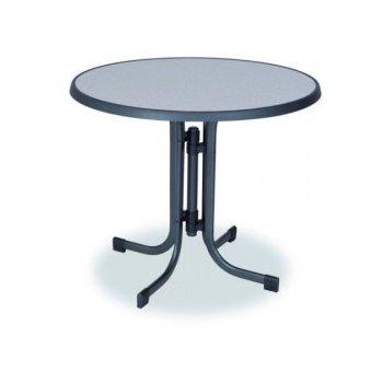 Kovový stůl PIZZARA ø 85 cm R06564