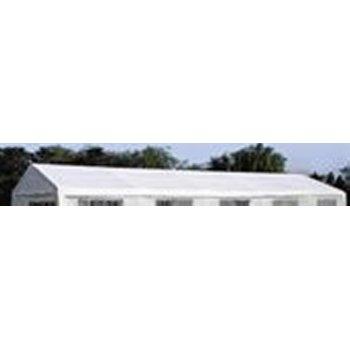 Náhradní střecha k party stanu 5 x 10 m, bílá D02673