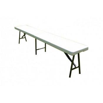 Skládací lavice, 183 cm D00337