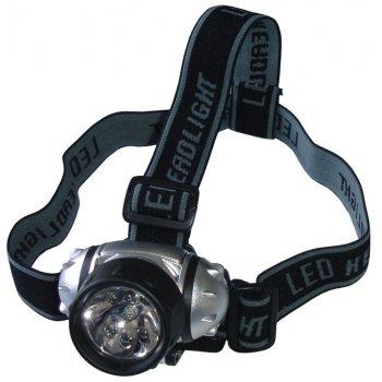 Čelová svítilna - čelovka 7 LED AC04598