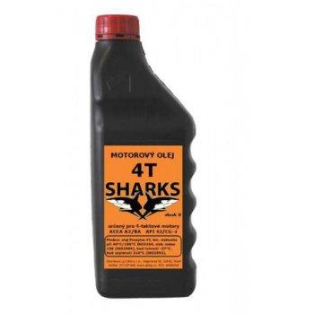 Olej Sharks 4T S01904
