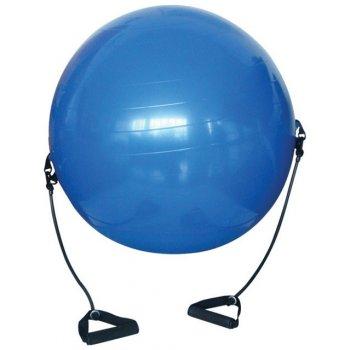 Gymnastický míč s expandéry - 650 mm AC05737