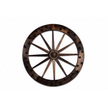 Dekorativní dřevěné kolo D02661