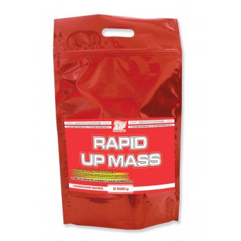 RAPID UP MASS - 2,5 kg - vanilka