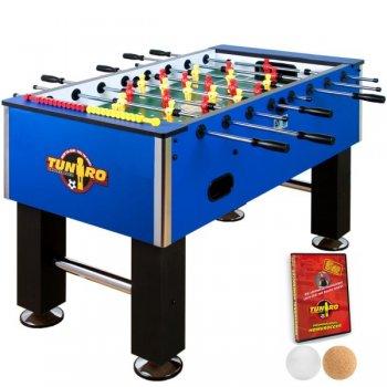 Stolní fotbal fotbálek 110 kg TUNIRO® modrý M28539