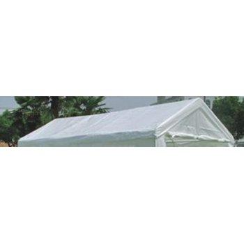 Náhradní střecha k party stanu 4 x 6 m, bílá D02664