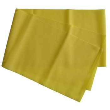 Gumová stuha na aerobic žlutá AC04779