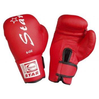 Boxerské rukavice - PU kůže vel. S - 8 oz. AC04497